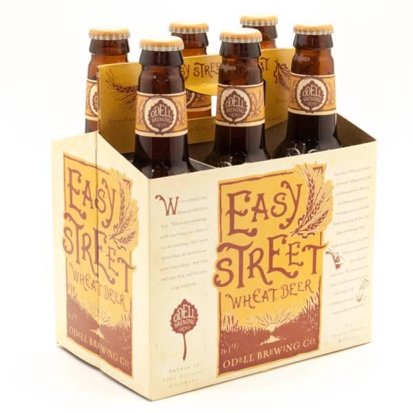 Odell - Easy Street Wheat Beer - 12oz Bottle - 6 Pack