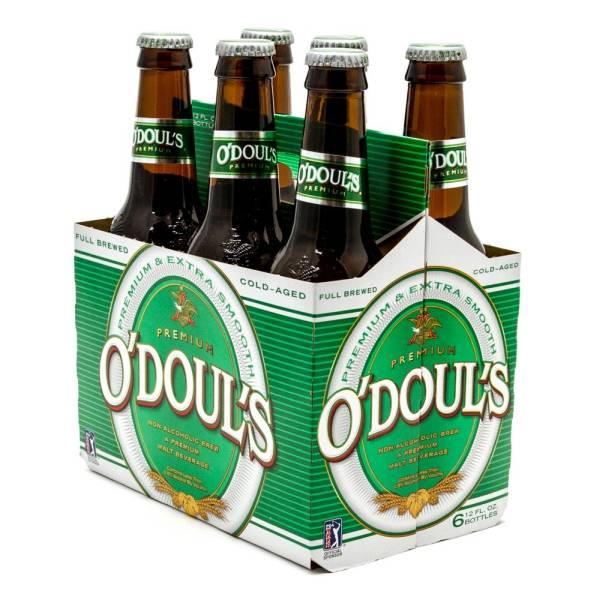 O'Doul's - Non-Alcoholic Brew Malt Beverage - 12oz Bottle - 6 Pack