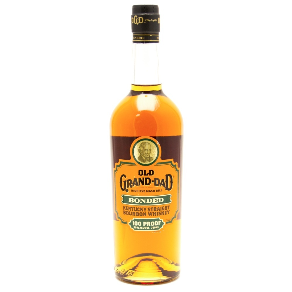 Old Grand Dad - Bonded - Kentucky Straight Bourbon Whiskey - 750ml