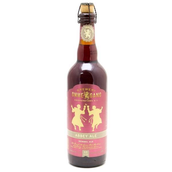Omme Gang - Abbey Ale Dubbel Ale - 25.4oz Bottle