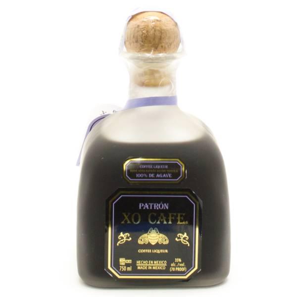 Patron - XO Cafe - Coffee Liqueur and Tequila - 750ml