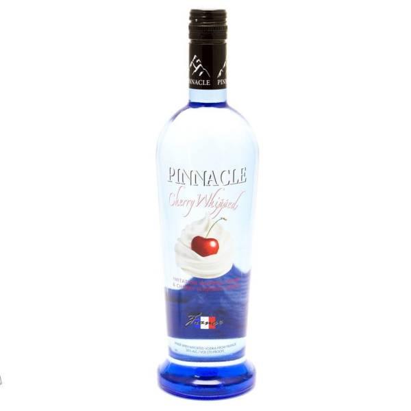 Pinnacle Cherry Whipped Vodka Recipes