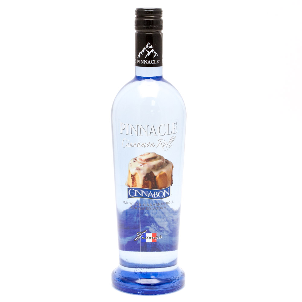 Pinnacle - Cinnamon Roll Vodka - 750ml