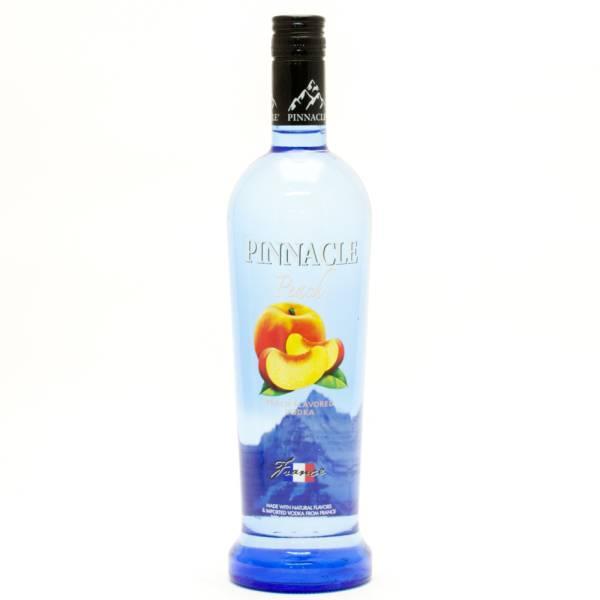 Pinnacle - Peach Vodka - 750ml