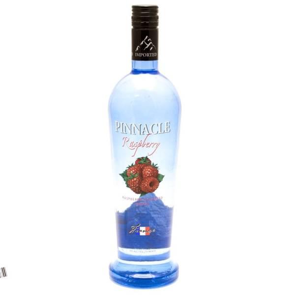 Pinnacle - Raspberry Vodka - 750ml