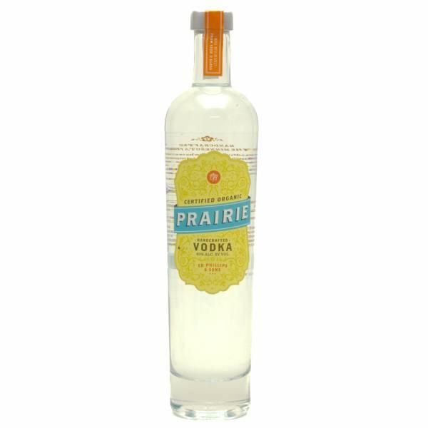 Prairie - Handcrafted Vodka - 750ml