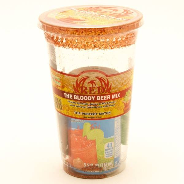 RED - Bloody Beer Mix - 6.5oz