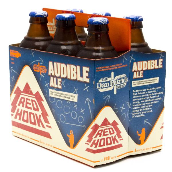 Red Hook - Audible Ale Smooth - 12oz Bottle - 6 Pack