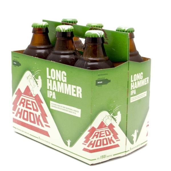 Red Hook - Long Hammer IPA - 12oz Bottles - 6 pack