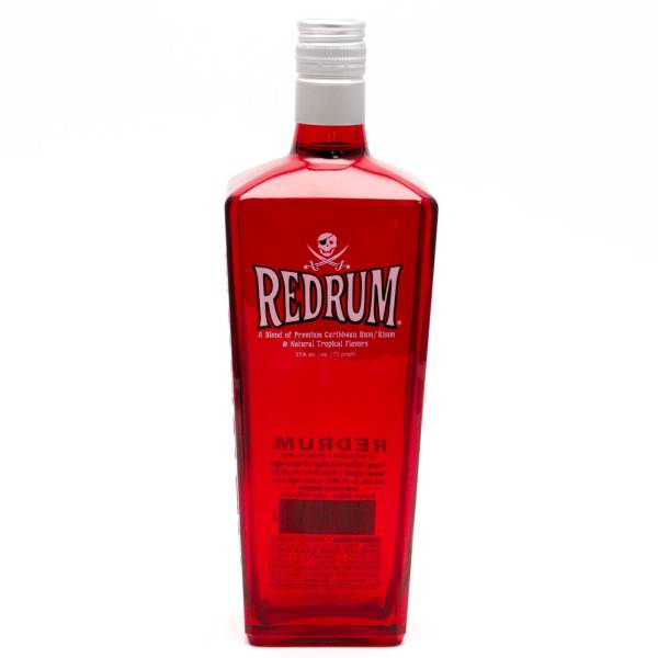 Red Rum - Caribbean Rum - 750ml