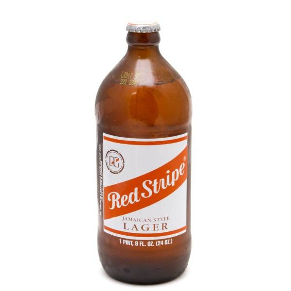 Red Stripe - Jamaican Style Lager - 24oz Bottle