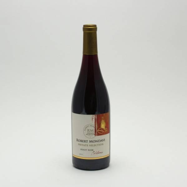 Robert Mondavi - Private Selection Pinot Noir 2012 - 750ml