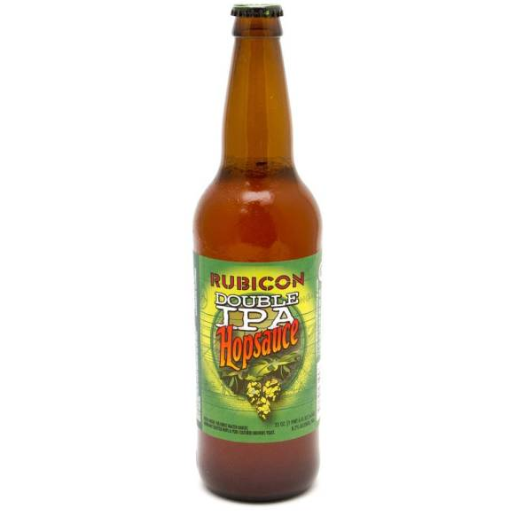 Rubicon - Double IPA Hopsauce - 22oz Bottle