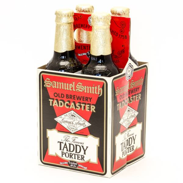Samuel Smith - Old Brewery Tadcaster Taddy Porter - 12oz Bottle - 4 Pack