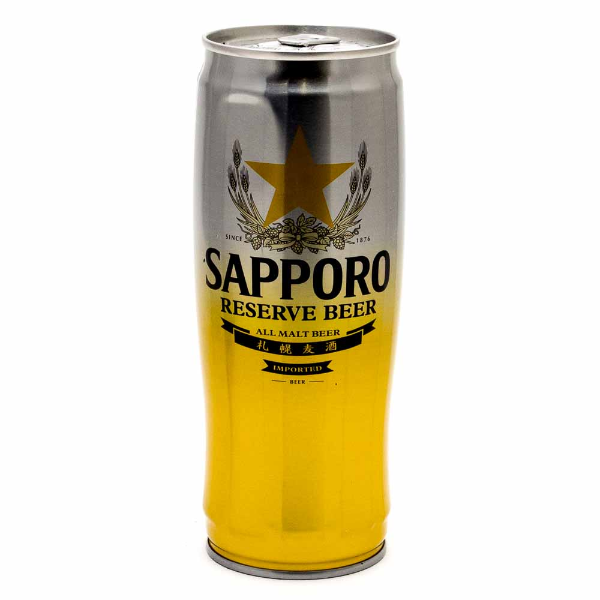 Sapporo - Reserve Beer - 22oz