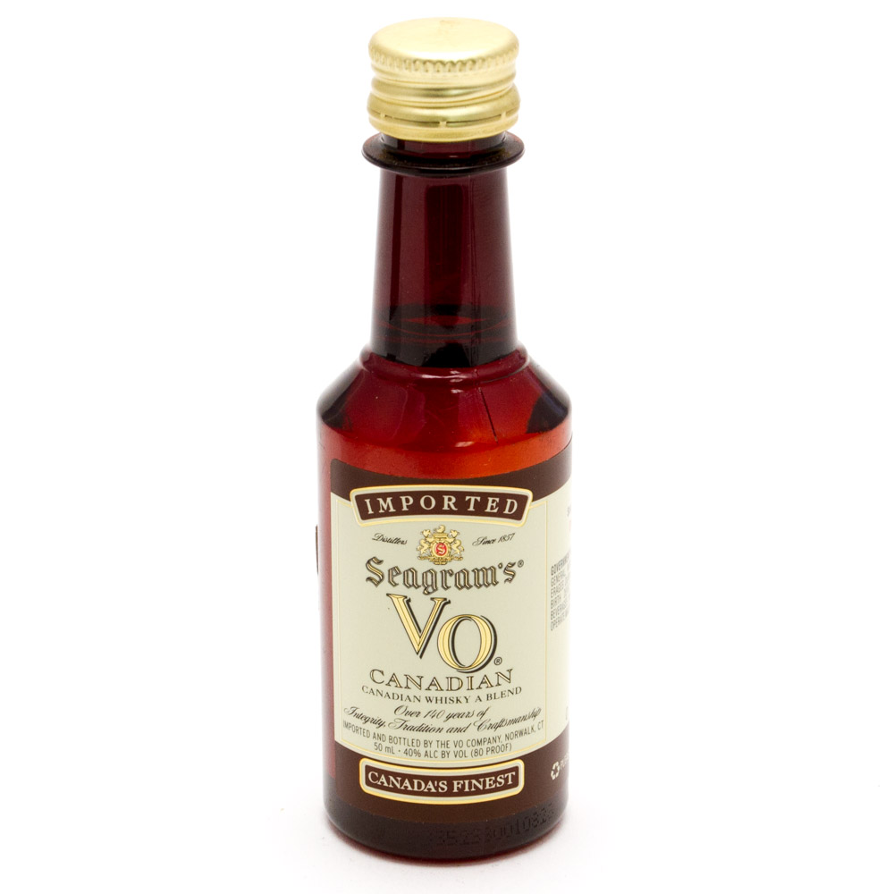 Seagram's - VO Canadian Whiskey Blend - Mini 50ml