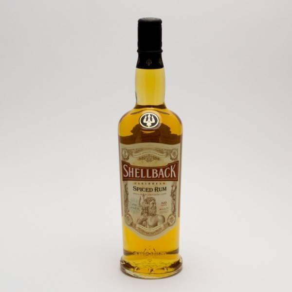 Shellback - Caribbean Spiced Rum - 750ml