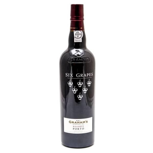Six Grapes - Reserve Porto - 750ml
