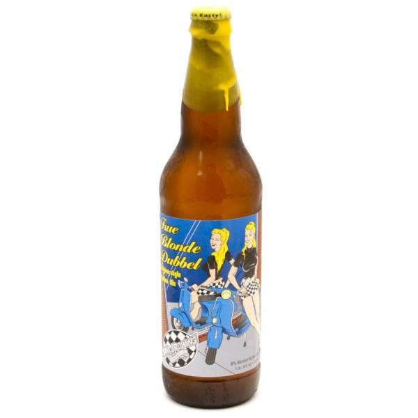 Ska - True Blonde Dubbel Belgian-Style Golden Ale - 22oz Bottle