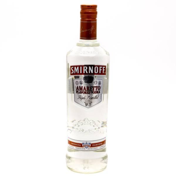 Smirnoff - Amaretto Vodka - 750ml