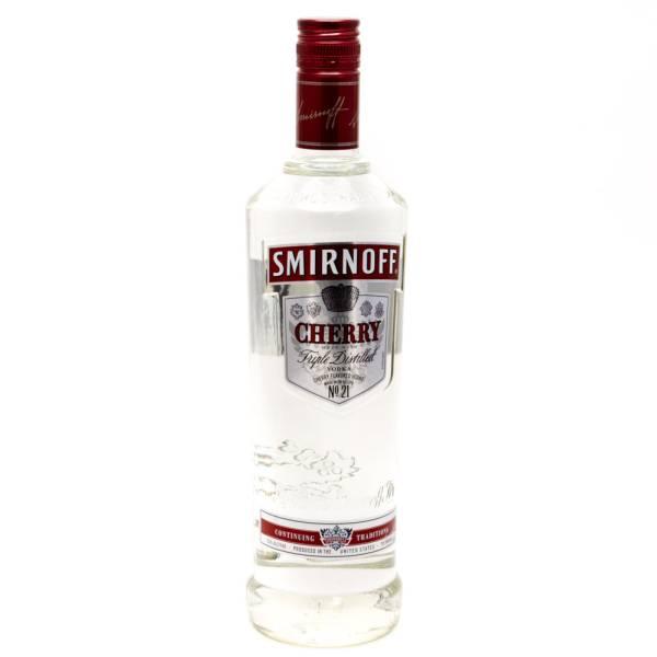 Smirnoff - Cherry Vodka - 750ml