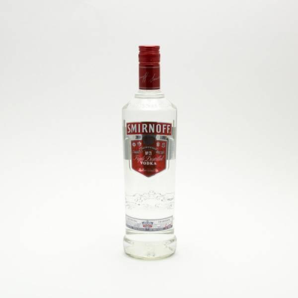 Smirnoff - No. 21 Vodka - 750ml