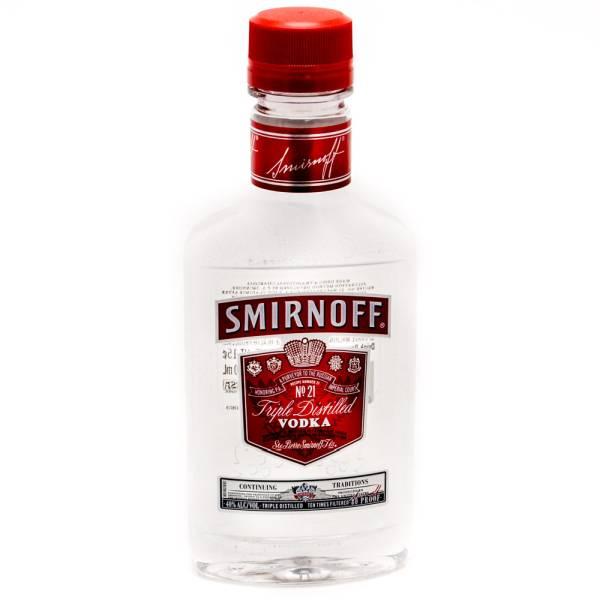 Smirnoff - Triple Distilled Vodka - 200ml