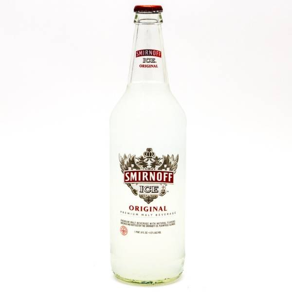 Smirnoff Ice - Original - 24oz Bottle