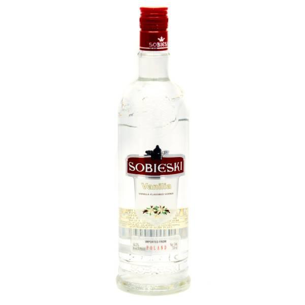 Sobieski - Vanilia Vodka - 750ml