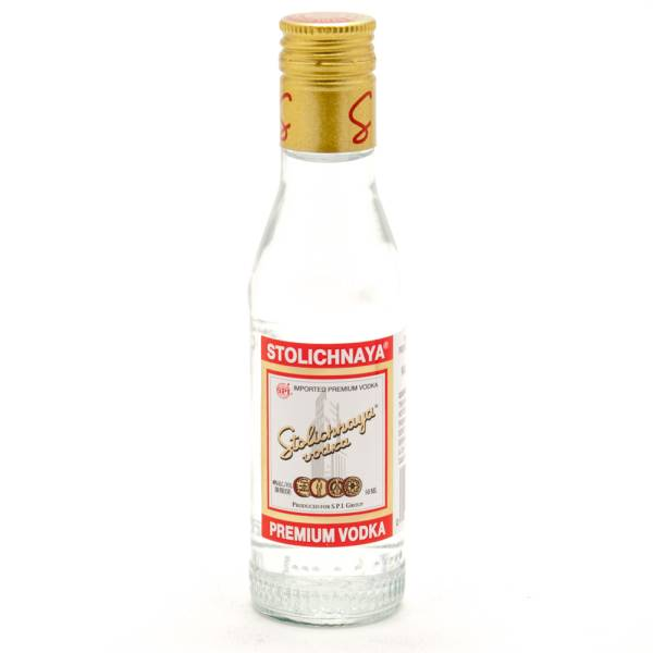 Stoli - Imported Vodka - Mini 50ml