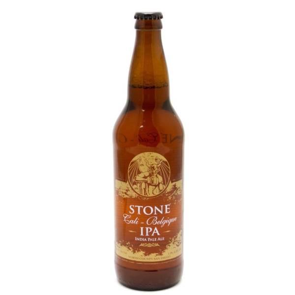 Stone - Cali-Belgique IPA 22oz Bottle
