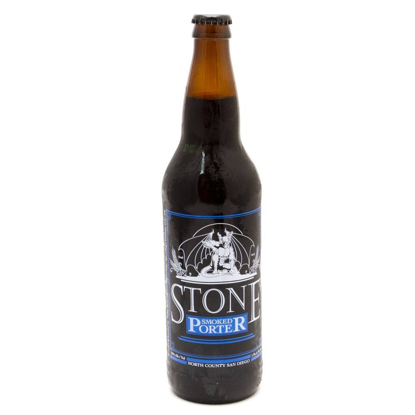 Stone - Smoked Porter - 22oz Bottle
