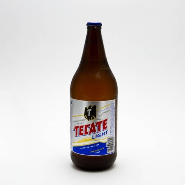 Tecate - Light Beer - 32oz Bottle