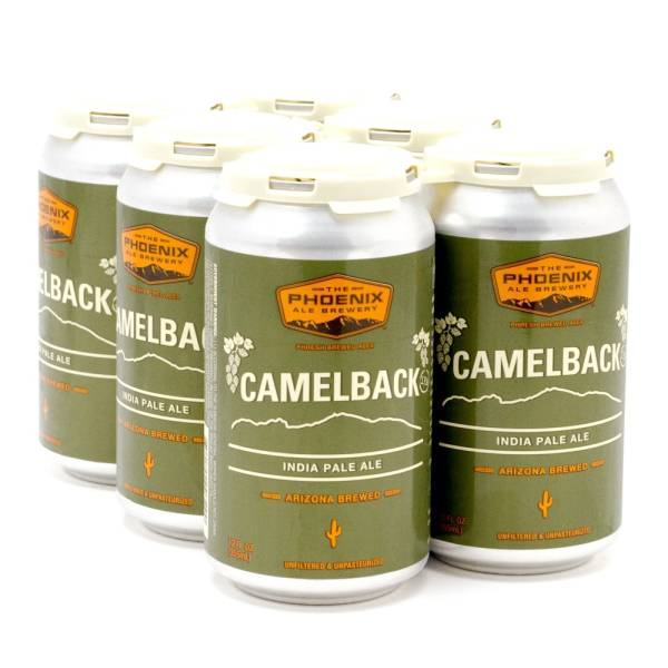The Phoenix Ale - Camelback IPA - 12oz Can - 6 Pack