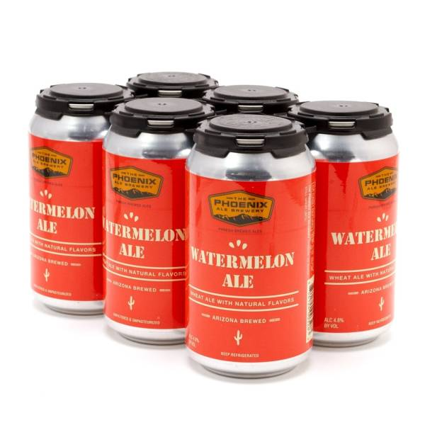 The Phoenix Ale - Watermelon Ale - 12oz Can - 6 Pack
