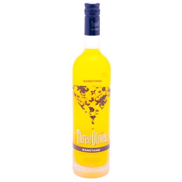 Three Olives - Rangtang Orange Vodka - 750ml
