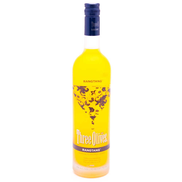 Three Olives - Rangtang Orange Vodka - 750ml