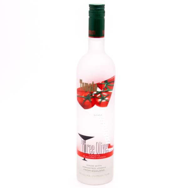 Three Olives - Tomato Vodka - 750ml
