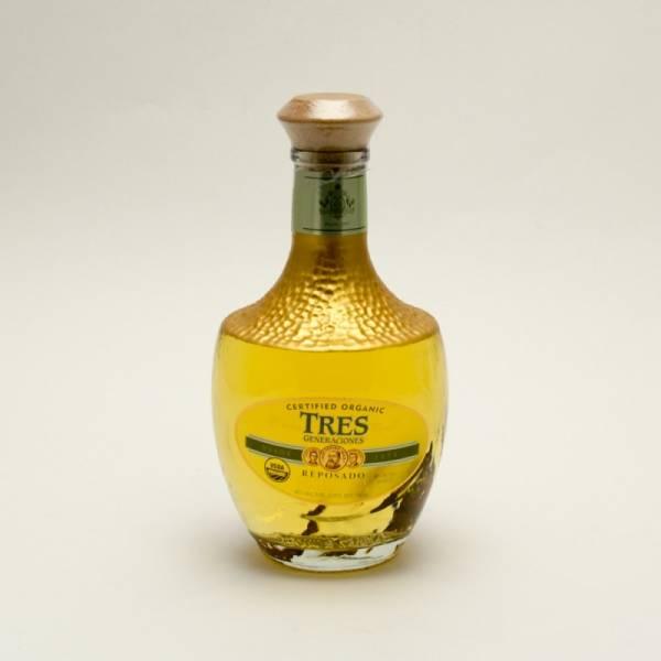 Tres Generaciones - Reposado Organic Tequila 750ml