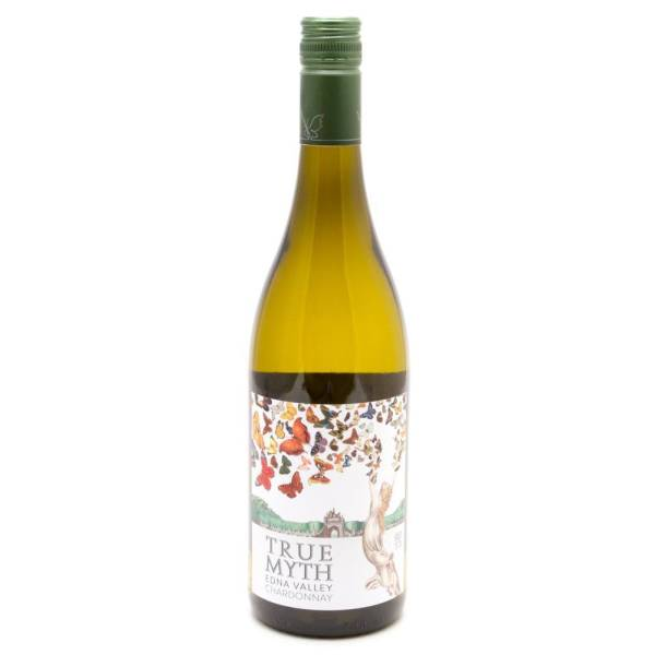 True Myth - Edna Valley Chardonnay 2013 - 750ml