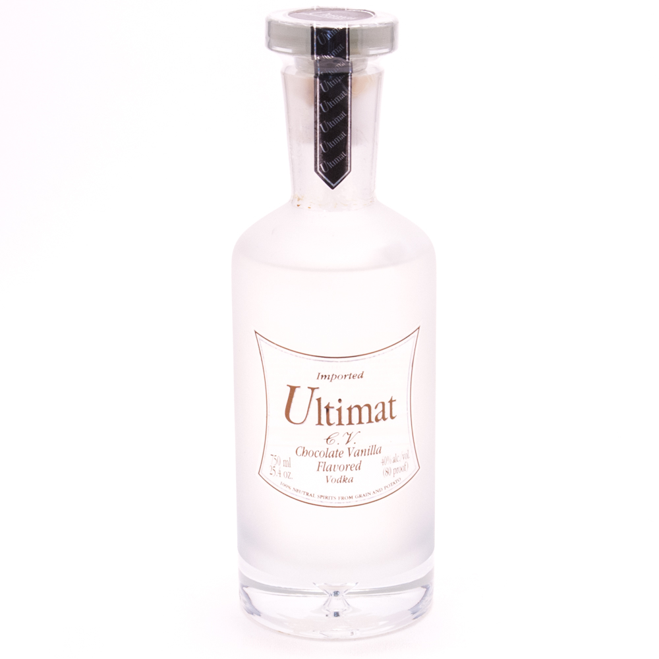 Ultimat - C.V. Chocolate Vanilla Vodka - 750ml