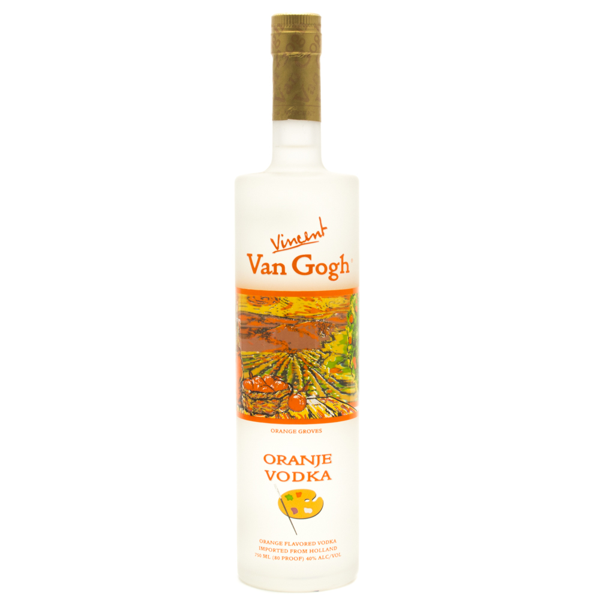 Van Gogh - Orange Vodka - 750ml
