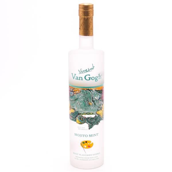 Vincent Van Gogh - Mojito Mint Vodka - 750ml