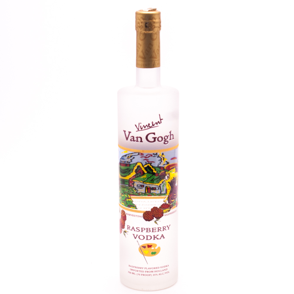 Vincent Van Gogh - Raspberry Vodka - 750ml