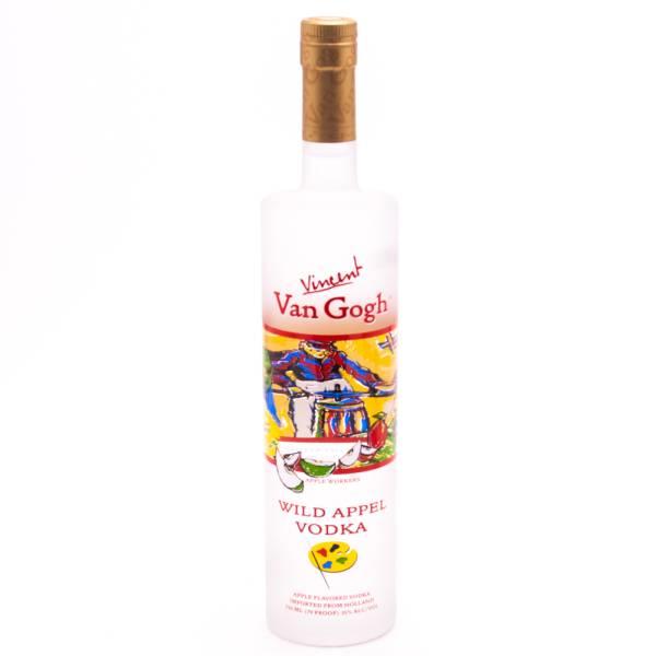Vincent Van Gogh - WIld Apple Vodka - 750ml