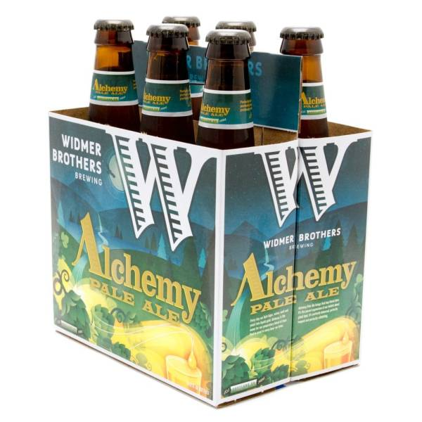 Widmer Brothers - Alchemy Pale Ale - 12oz Bottle - 6 Pack