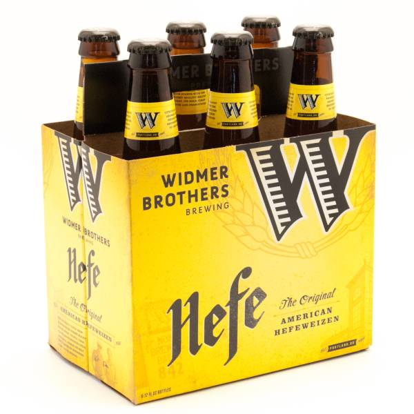 Widmer Brothers - Hefe - 12oz Bottle - 6 Pack