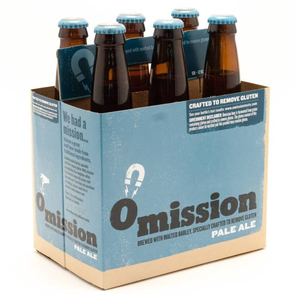 Widmer Brothers - O Mission - Pale Ale - 12oz Bottle - 6 Pack