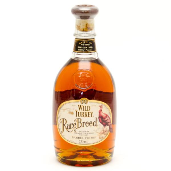 Wild Turkey - Rare Breed Bourbon Whiskey - 750ml