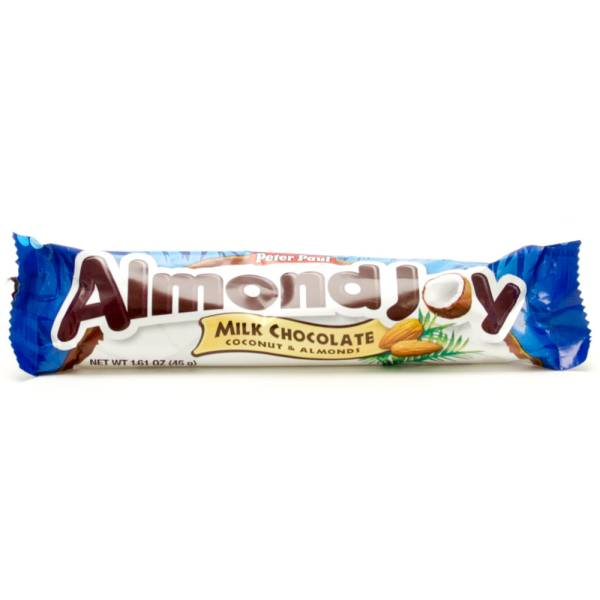 Almond Joy - Milk Chocolate Coconut & Almonds - 1.6oz